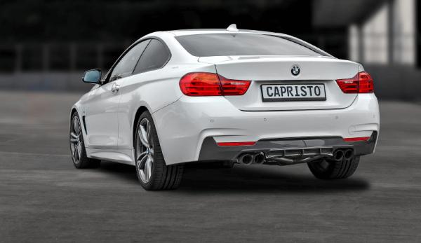 CAPRISTO ABGASANLAGE BMW 428i