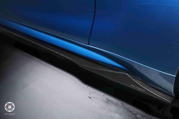 MTC Design BMW M2 Carbon Seitenschweller