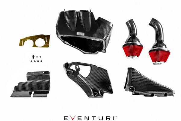 Eventuri Audi RS6 Ansaugsystem aus Carbon