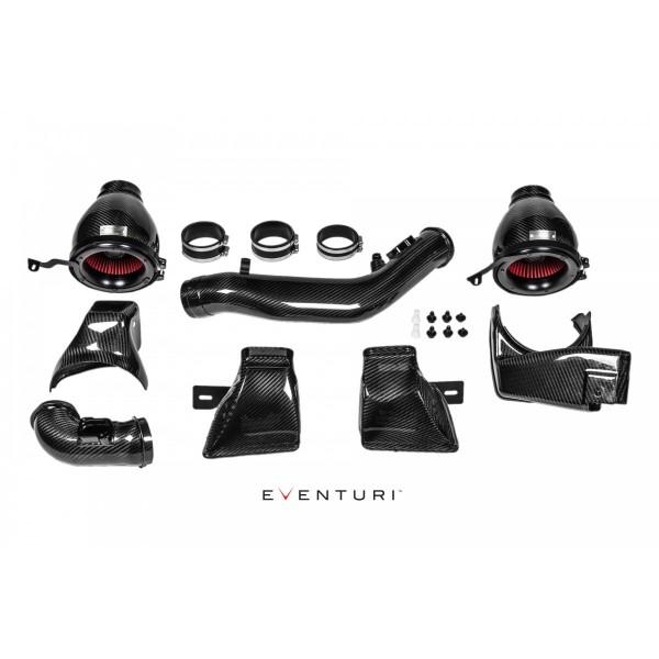 Eventuri BMW M3 / M4 Ansaugsystem Carbon Kevlar