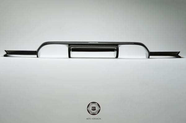 BMW M4 M3 Carbon Diffusor MTC Design