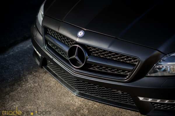 MODE CARBON MERCEDES CLS 63 AMG P31 SPOILER