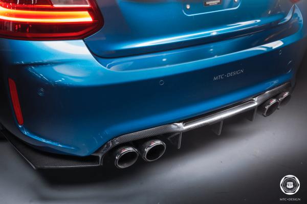 MTC Design Diffusor BMW M2