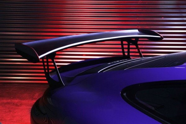 VORSTEINER CARBON HECKFLÜGEL PORSCHE 991 GT3 RS