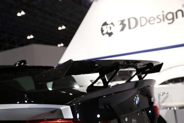 3DDESIGN CARBON HECKFLÜGEL BMW M4