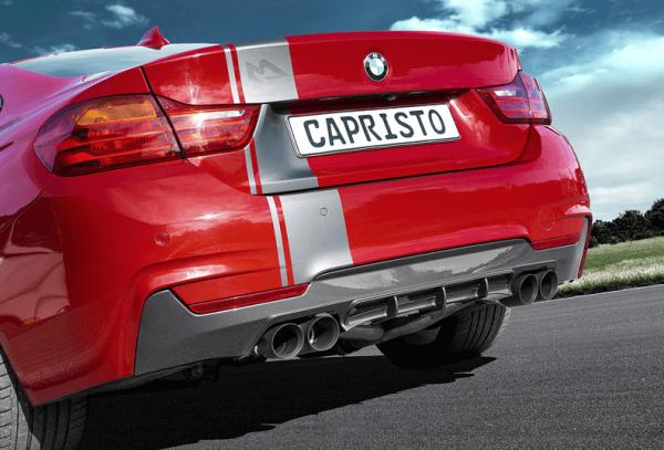 CAPRISTO DIFFUSOR FÜR BMW 428i 435i