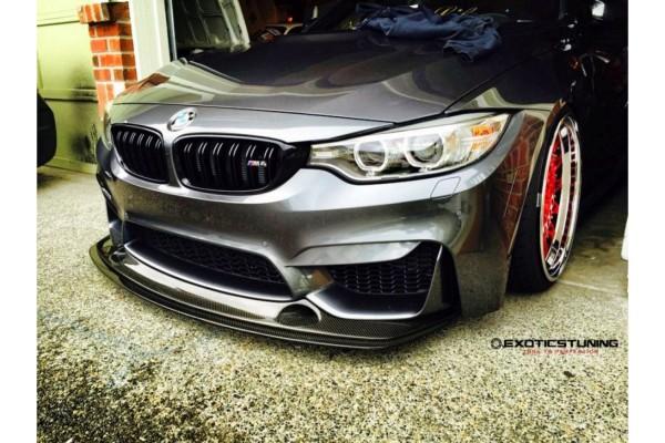 MTC Design Race Track Carbon Frontlippe BMW M3 M4 F82 F80 GTS
