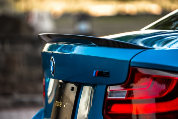 MODE CARBON PERFORMANCE SPOILER BMW M2