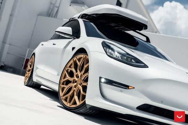 Tesla Model 3 20 Zoll Felgen