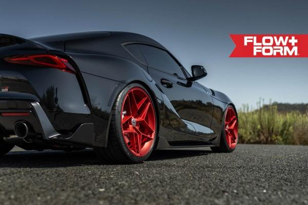 Toyota Supra MK3 HRE FF11