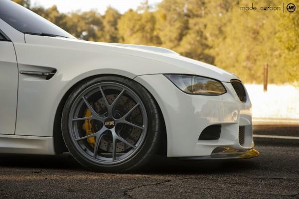 MODE CARBON BMW M3 E92 GTS FRONT LIP VARIANT 1
