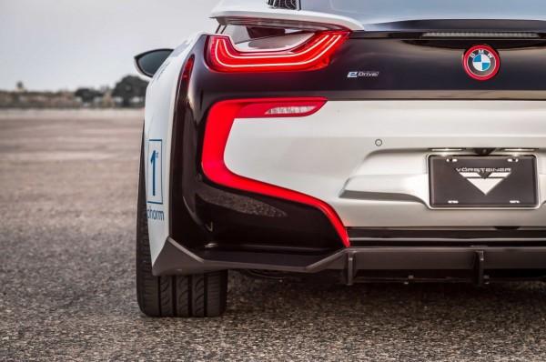 VORSTEINER CARBON HECK DIFFUSOR BMW i8
