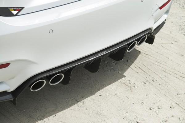 VORSTEINER CARBON HECK DIFFUSOR BMW M3 & M4 F8X
