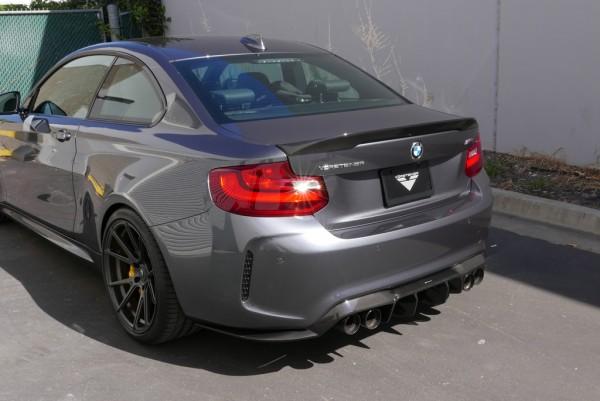 VORSTEINER CARBON DECKLID SPOILER BMW M2