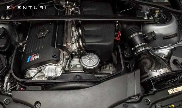 Eventuri Carbon Ansaugung BMW M3 E46