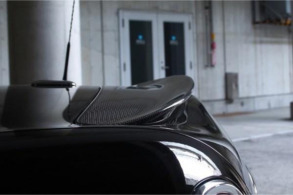 3DDesign Mini Cooper Carbon Spoiler