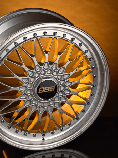 BBS SUPER RS 19 ZOLL FELGEN VW GOLF VI GTI