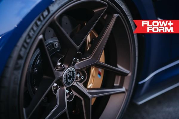 HRE FF10 BMW M3