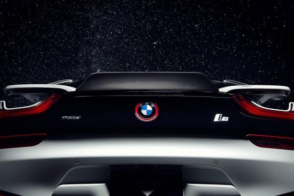 VORSTEINER CARBON HECKSPOILER BMW i8