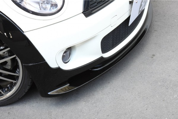 3DDesign Mini Cooper S Frontlippe Carbon