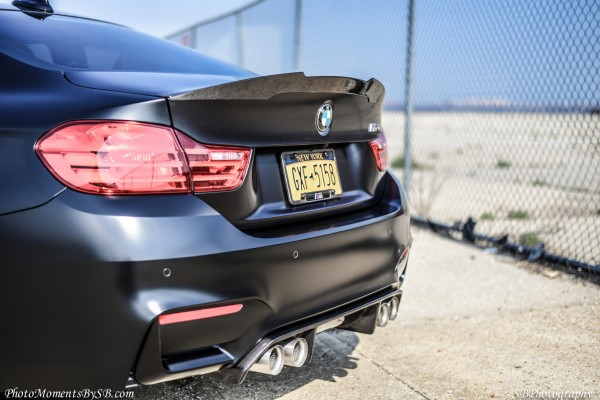 MODE CARBON BMW M4 HIGH KICK REAR SPOILER