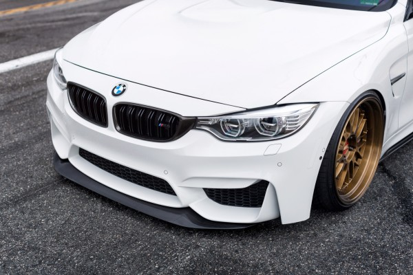 MODE CARBON BMW M4 & M3 GTS FRONT SPLITTER