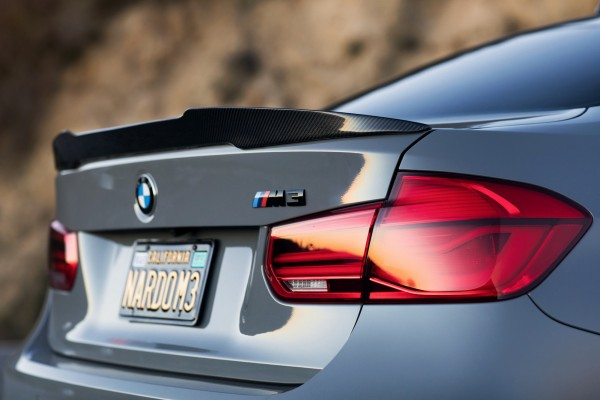 MODE CARBON BMW F80 M3 M4-STYLE REAR SPOILER