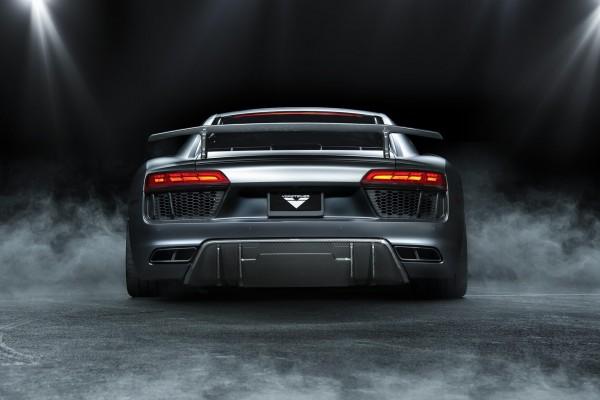 Audi R8 VRS Vorsteiner Diffusor
