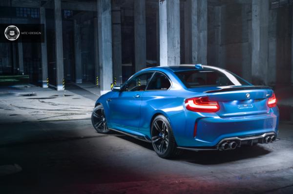 MTC Carbon Heck Spoiler BMW M2