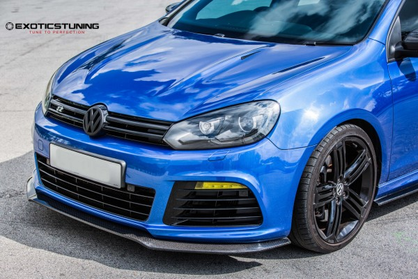 MTC Design VW Golf 6 R Dachspoiler Carbon