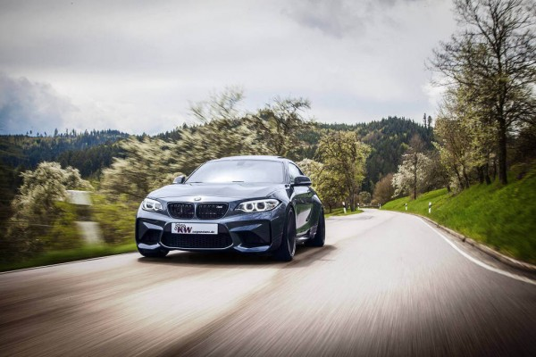 BMW M2 KW VARIANTE 3 GEWINDEFAHRWERK